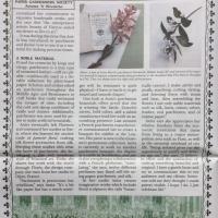 PAPER GARDEN SOCIETY  USA