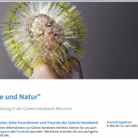 MODE und NATUR Galerie Handwerk München Handwerkskammer München und Oberbayern DE