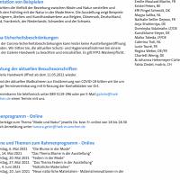 MODE und NATUR Galerie Handwerk München Handwerkskammer für München und OberBayern