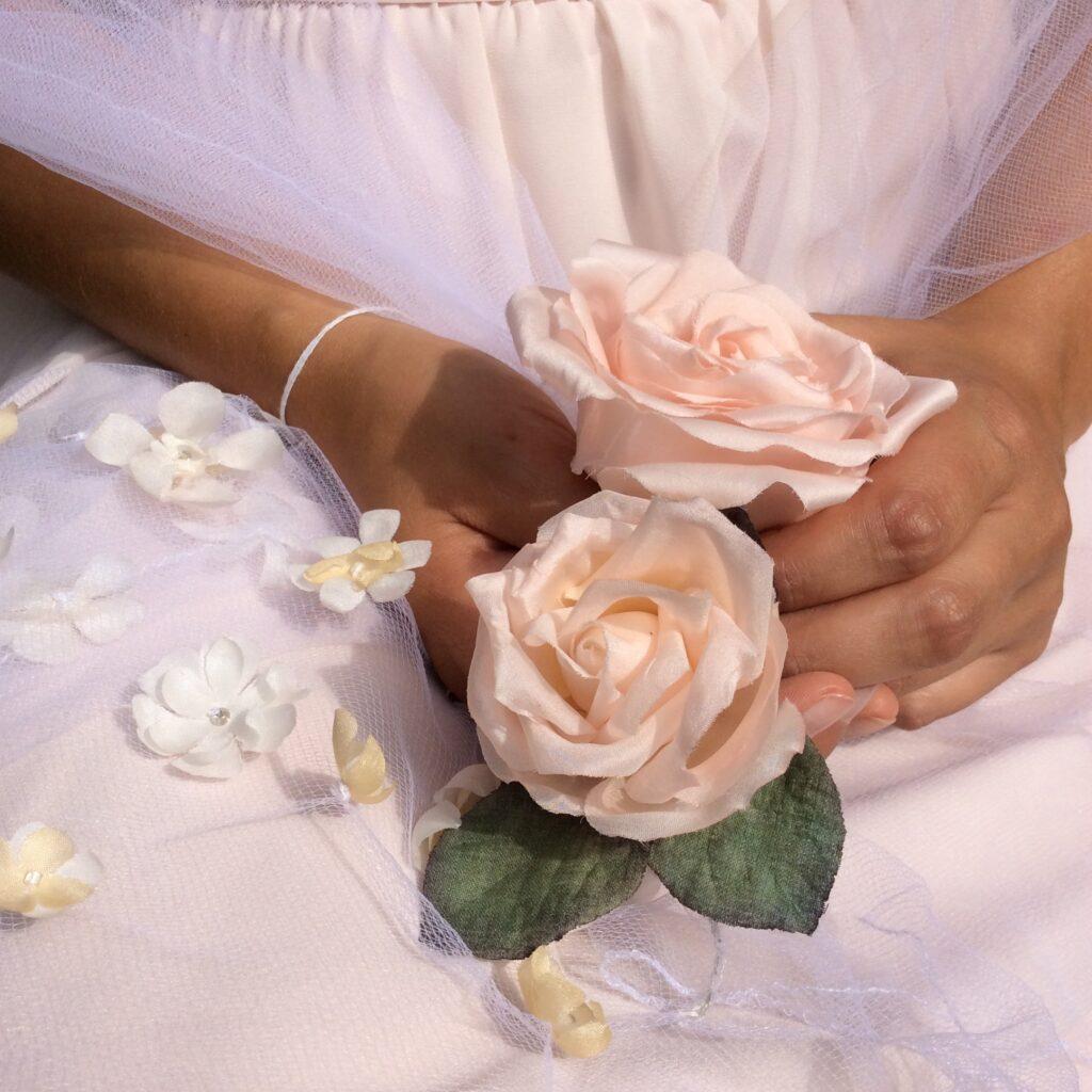 WEDDING ROSE THÉ silk AM*F